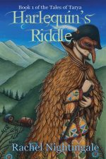 Harlequin's Riddle cover